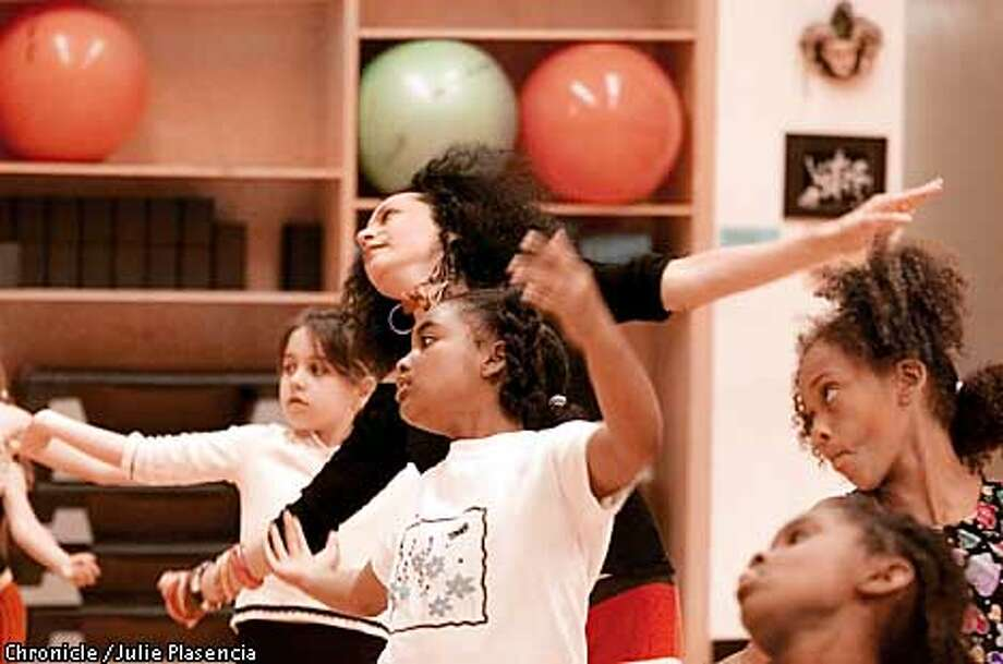 Passion for dance pulls teacher up from poverty - SFGate