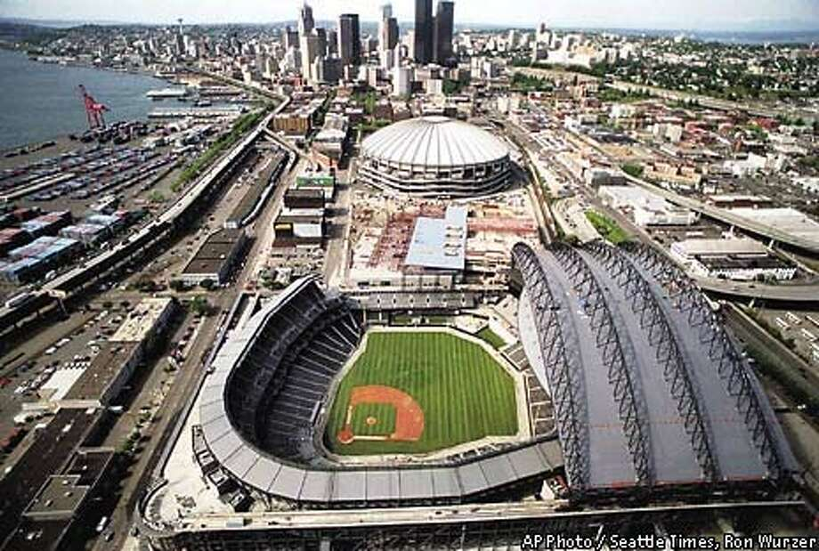 Seattle S Ballpark Fiasco Costs Soar And Seat Sales