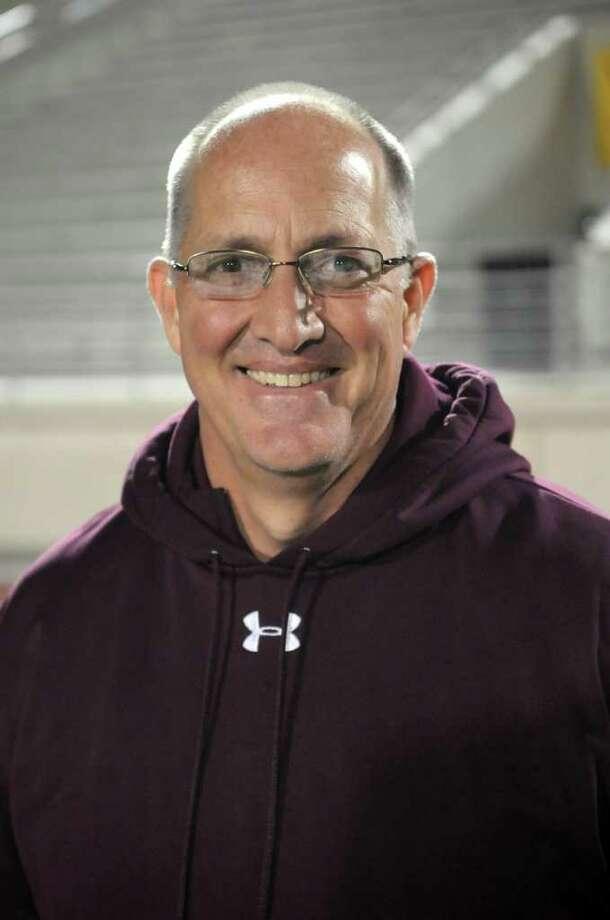 Cinco Ranch Head Soccer Coach John Crow Photo: Jerry Baker