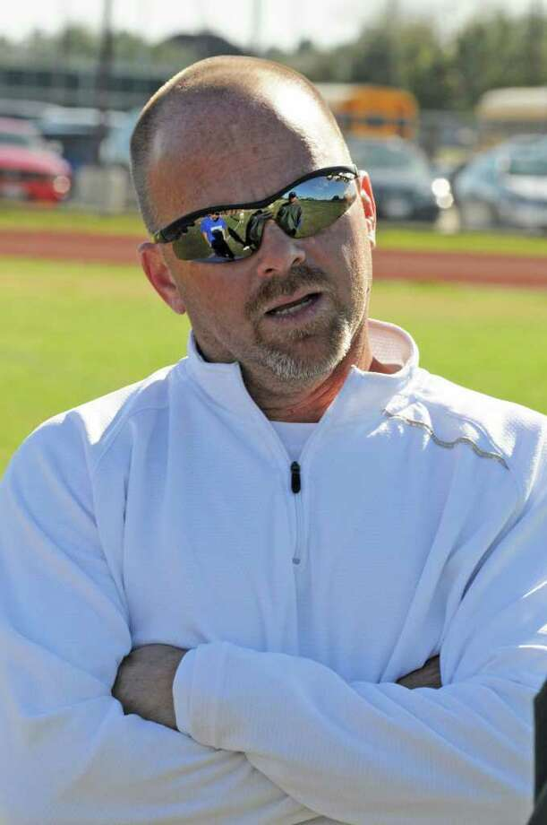 Clear Springs boys soccer coach Kenny Webb Photo: L. Scott Hainline / For The Chronicle