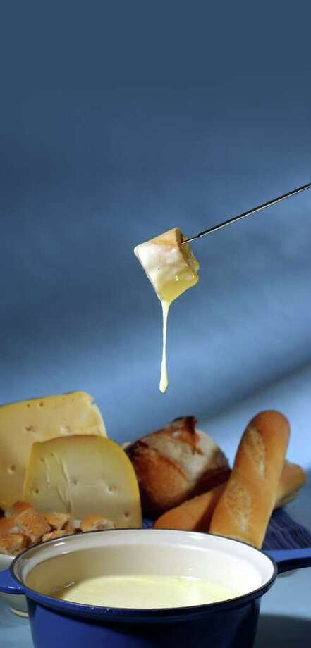 Fondue de queso. Photo: Marco Antonio Sotomayor/Agencia Reforma