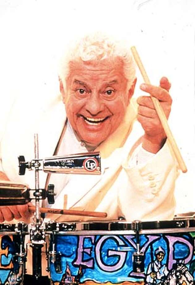 "Tito Puente in director Fernando Trueba's ""Calle 54"": Showmanship, ecstatic music-making and infectious spirit."