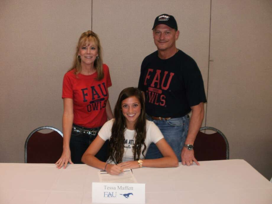 Kingwood High student Tessa Maffett has signed to play soccer at Florida Atlantic University. Photo: Handout Photo