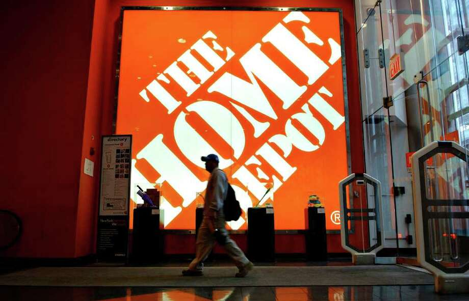 The Home Depot: When The Home Depot delivers a new appliance, the crew will set it up, test it and haul away the old one for free. Photo: DANIEL ACKER, BLOOMBERG NEWS