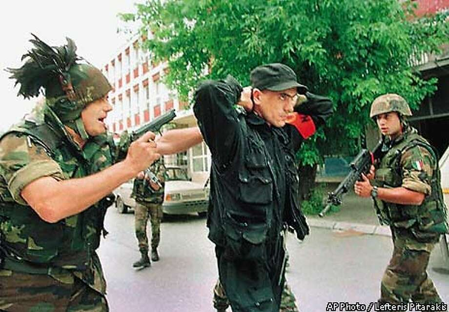 a history of violence in kosovo The principles included, among others, an immediate and verifiable end to violence and repression in kosovo the withdrawal of the military, police and paramilitary .