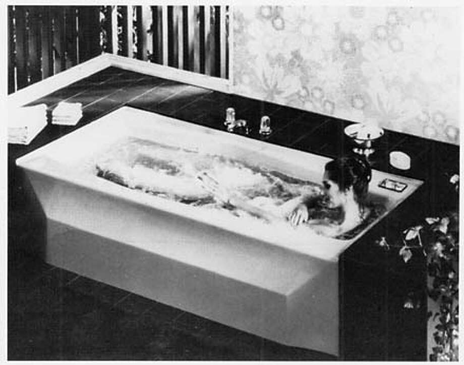 Hot Water, Cold Cash / How Roy Jacuzzi turned family business into ...