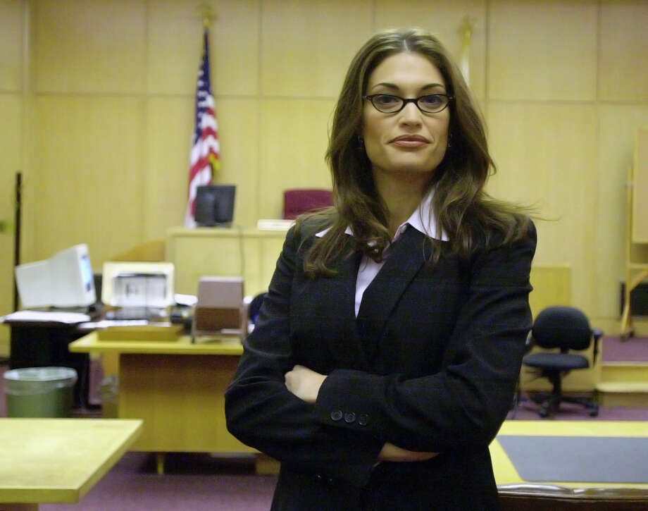 PROSECUTORSXXc-C-04APR01-MN-KK  Assistant San Francisco District Attorney Kimberly Guilfoyle who is helping prosecuting the dog mauling case.  CHRONICLE PHOTO BY KIM KOMENICH Photo: Kim Komenich