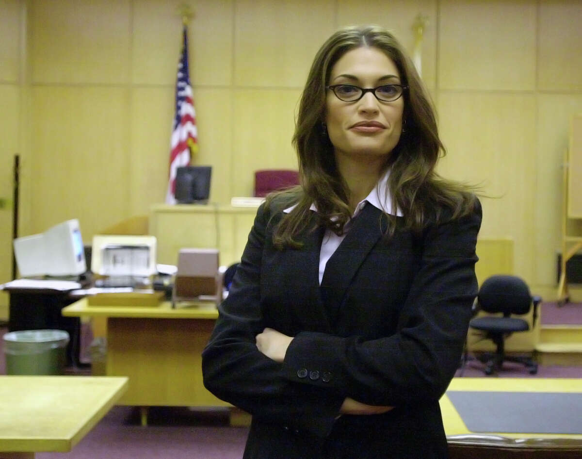 FILE - Assistant San Francisco District Attorney Kimberly Guilfoyle who is helping prosecuting the dog mauling case in 2001.