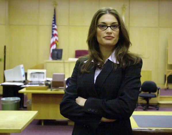 NEWSMAKER PROFILE / Kimberly Guilfoyle and James Hammer / Prosecutors in S.F. dog mauling case ...