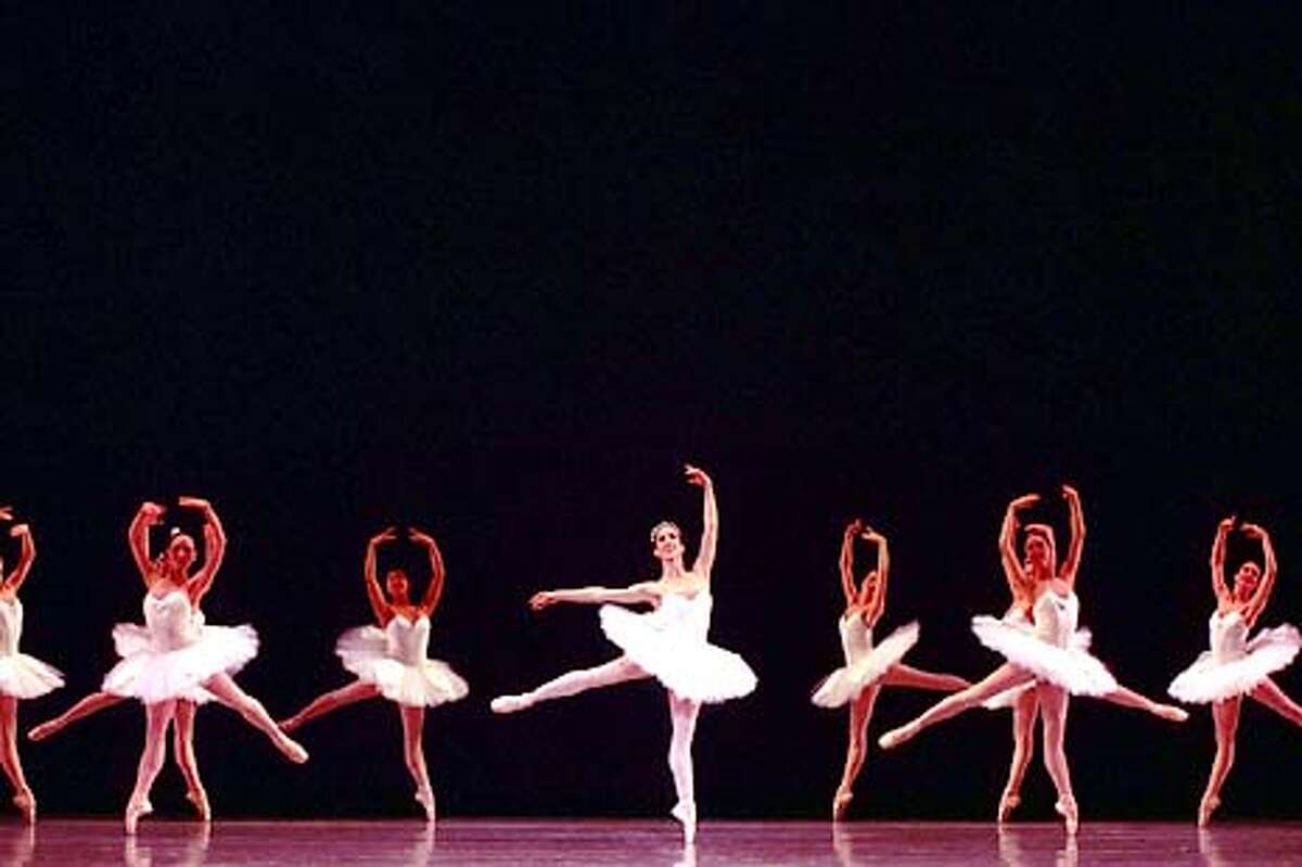"""The San Francisco Ballet's performance of Balanchine's """"Symphony in C"""" two weeks ago was miraculous."""