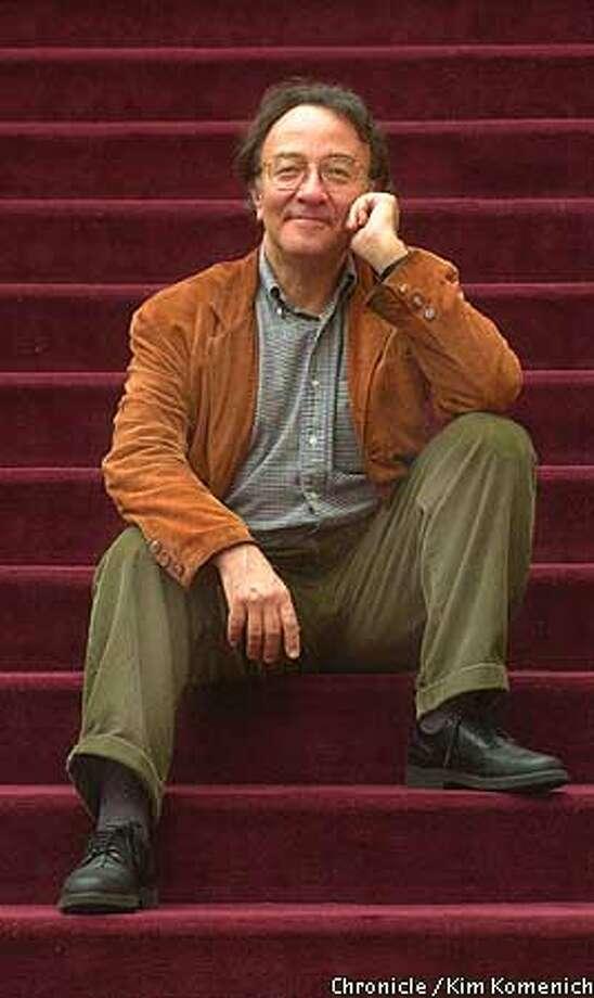 SCARLET03b-C-26APR01-DA-KK  Peter Scarlet is stepping down as head of the San Francisco Film Festival. CHRONICLE PHOTO BY KIM KOMENICH Photo: Kim Komenich