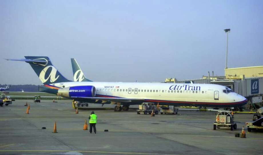 The other North American finalists were AirTran Airways, ... Photo: KAREN BLEIER, AFP/Getty Images / 2011 AFP