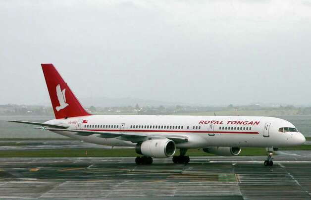 Royal Tongan Airlines collapsed in debt and was liquidated in 2004. Photo: MICHAEL FIELD, AFP/Getty Images / 2003 AFP