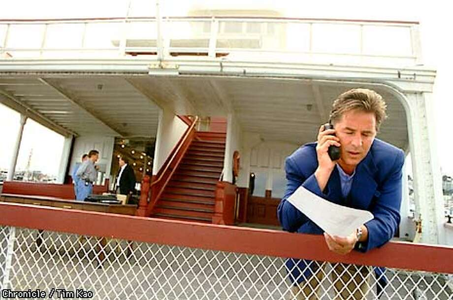 "Don Johnson, star of ""Nash Bridges,'' had been accused of battery. Chronicle file photo by Tim Kao"