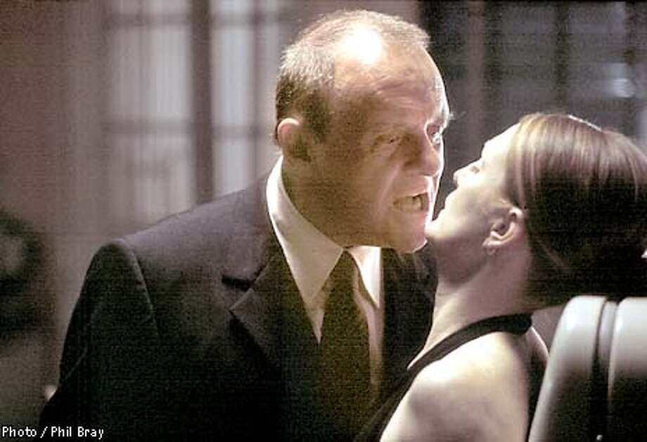"""""""Hannibal,"""" with Anthony Hopkins and Julianne Moore, was """"rated R for strong gruesome violence, some nudity and language."""" Publicity Photo"""