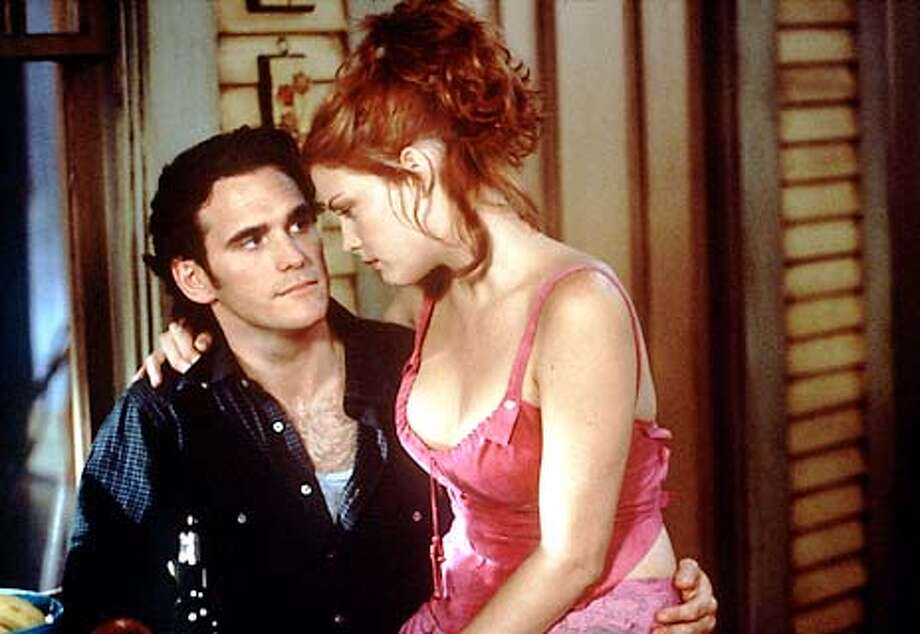 "Matt Dillon and Liv Tyler star in ""One Night at McCool's."" Publicity Photo"