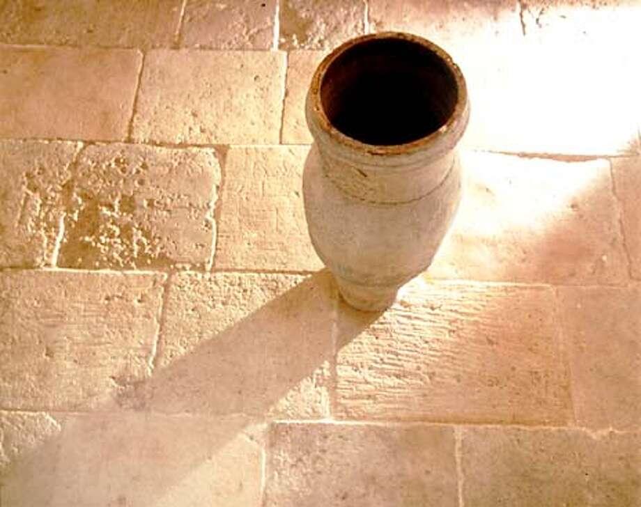 Antique Barr tiles from Languedoc. Photo courtesy of Paris Ceramics