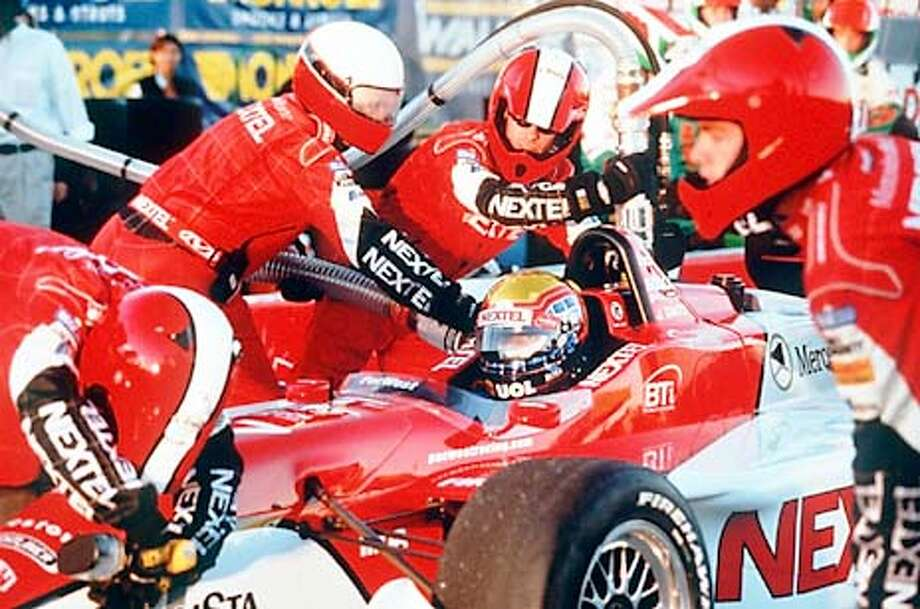 """""""Driven,"""" directed by Renny Harlin, is set on the Championship Auto Racing Team circuit. Publicity Photo"""