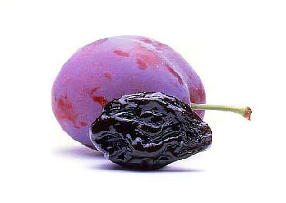 The dried plum's durability is also a curse, the state's prune growers said. Press Release Photo