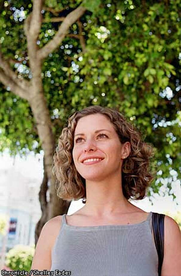 BY SHELLEY EADES/THE CHRONICLE Stacey Stillman, a San Francisco lawyer was the third person to get kicked of the Surviver show. Photo: SHELLEY EADES
