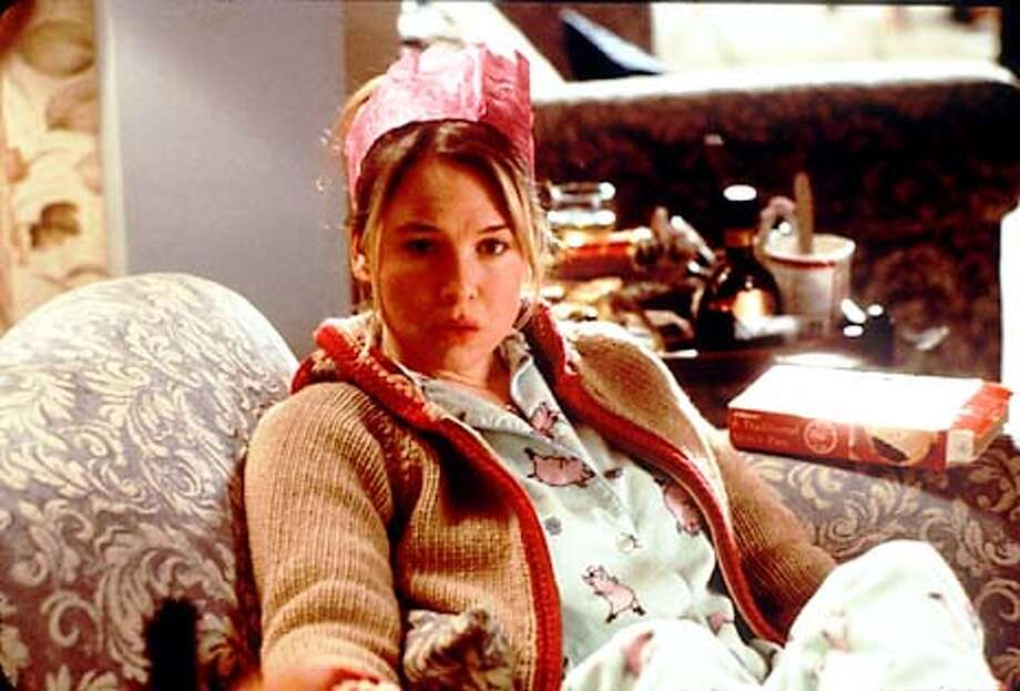 """Renee Zellweger stars in one of the few funny movies out now, """"Bridget Jones's Diary."""" Publicity Photo"""