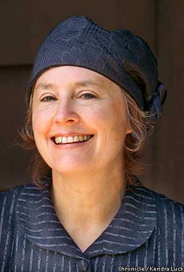 Alice Waters. Chronicle photo by Kendra Luck
