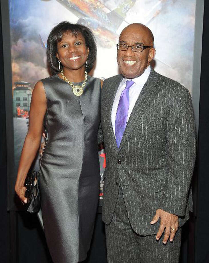 The celebrity broadcast couple Deborah Roberts and Al Roker, seen earlier this month in New York, will emcee Near & Far Aid's annual Spring Gala at Mitchells of Westport. Photo: File Photo