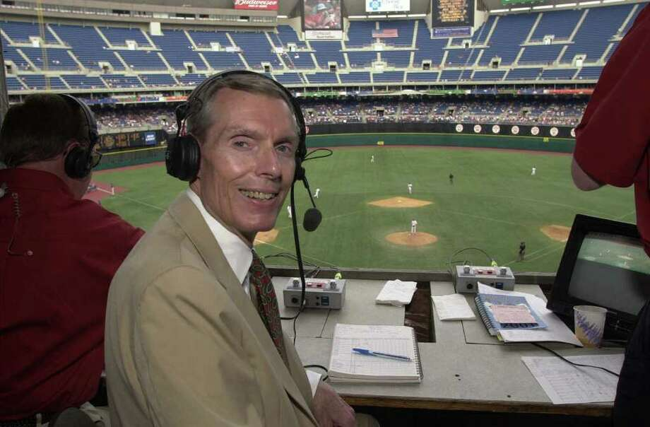 Andy Musser, 74, a sportscaster in Philadelphia, died Jan 22, 2012. Photo: Courtesy Photos