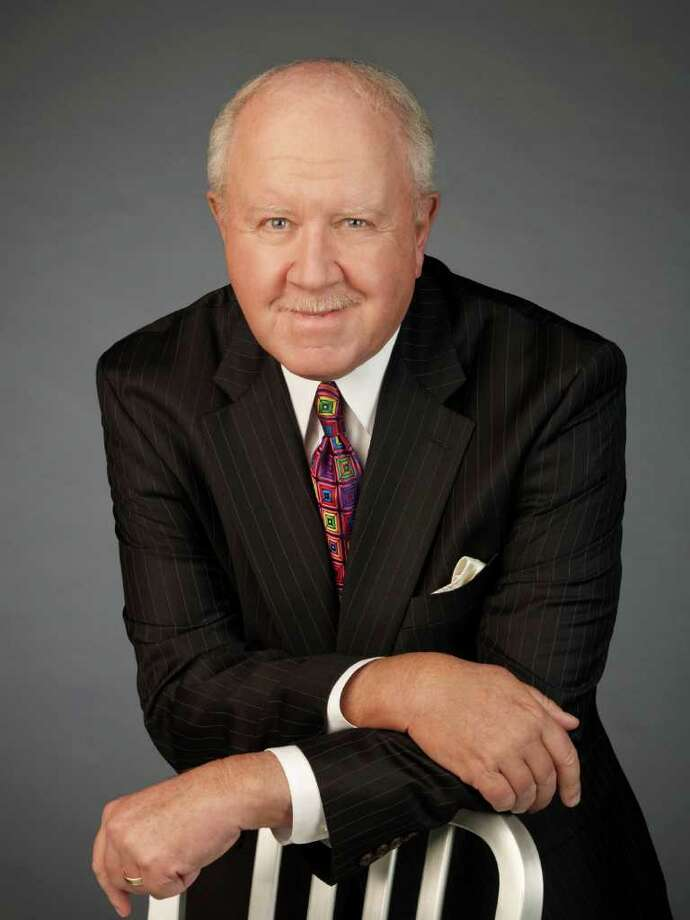 Jim Huber, 67, a sports commenter on CNN and TNT, died Jan. 2, 2012. Photo: Courtesy Photos, HOEP / 2007 AP