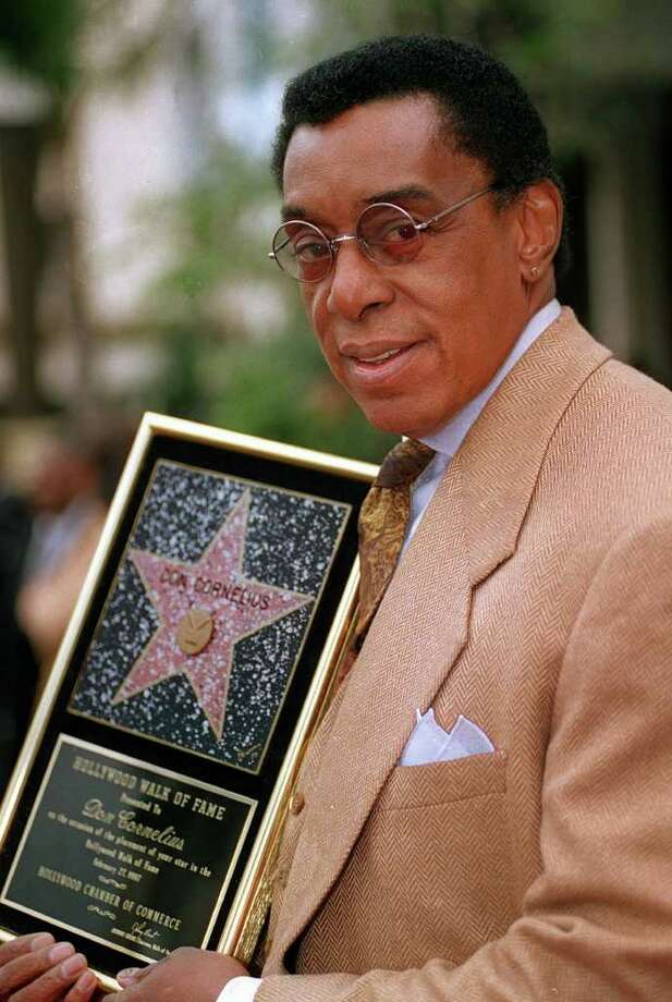 "Don Cornelius, creator of the long-running TV dance show ""Soul Train,"" shot himself to death at his home in Los Angeles, police said. He was 75.  Photo: JOHN HAYES / AP1997"