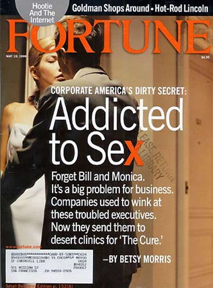 Fortune magazine cover. Photo Provided