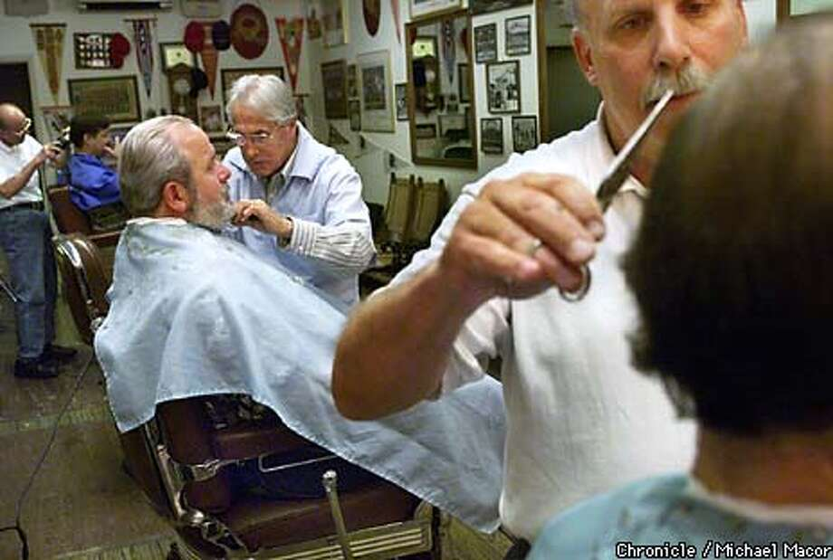 Cutting It Short After Only 72 Years In The Trade Barber Calling