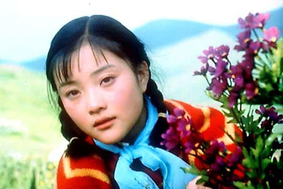 """Lu Lu in """"Xiu Xiu."""" Handout Photo"""