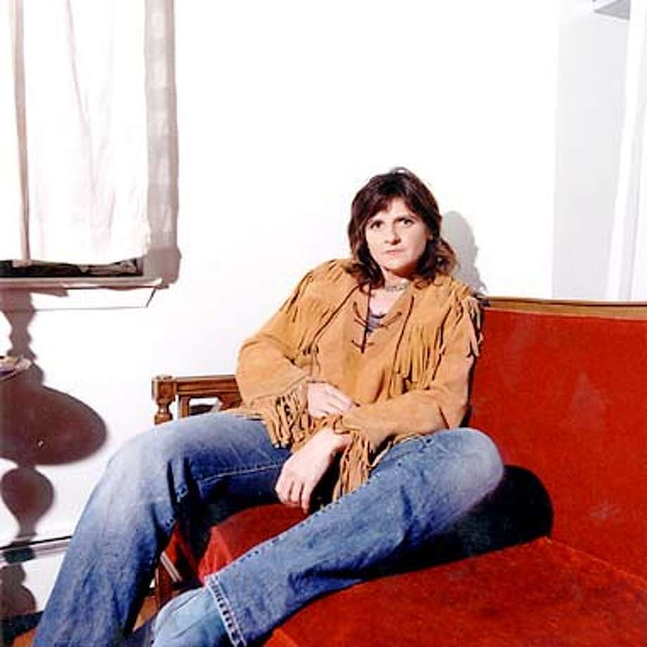 "Amy Ray: On ""Stag,"" she doesn't have anything bitter to say about Indigo Girls partner Emily Saliers. Handout Photo"