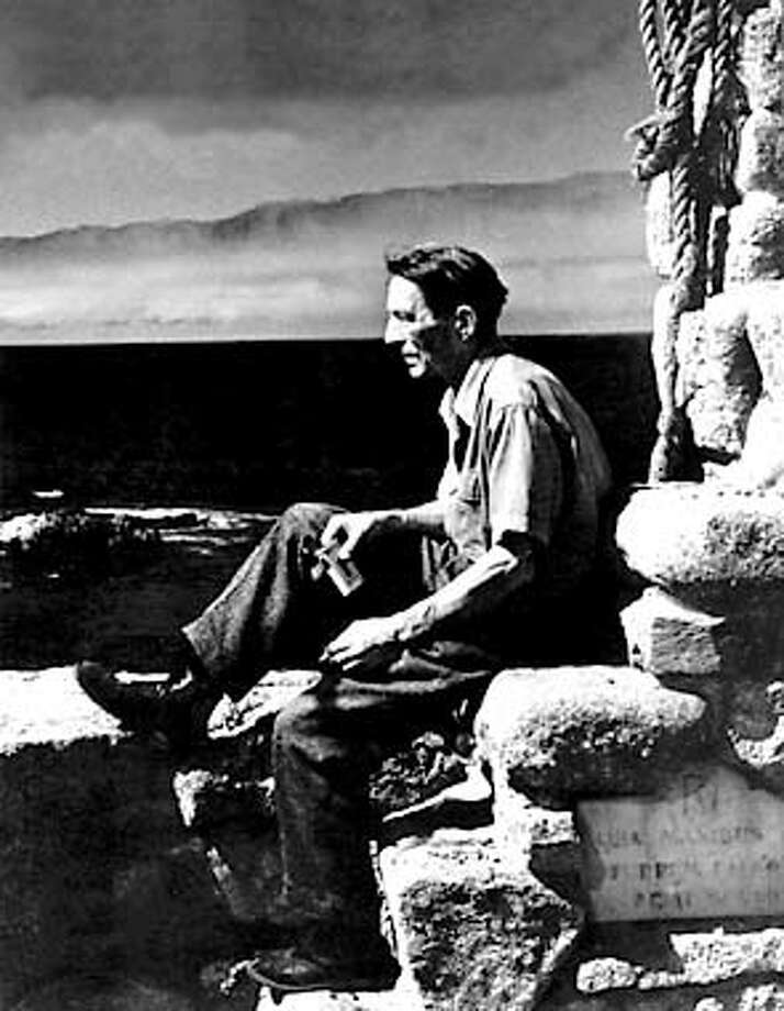The Whitman of Big Sur: Poet Robinson Jeffers grappled to encompass nature, cruelty and humanity in one vision. Handout Photo
