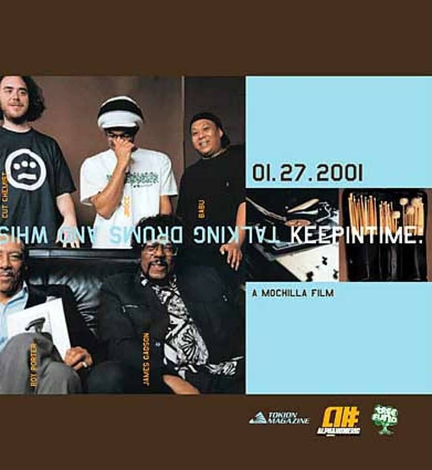 """Keepintime'' is a short documentary by L.A. hip-hop photographer B Plus. Handout Photo"