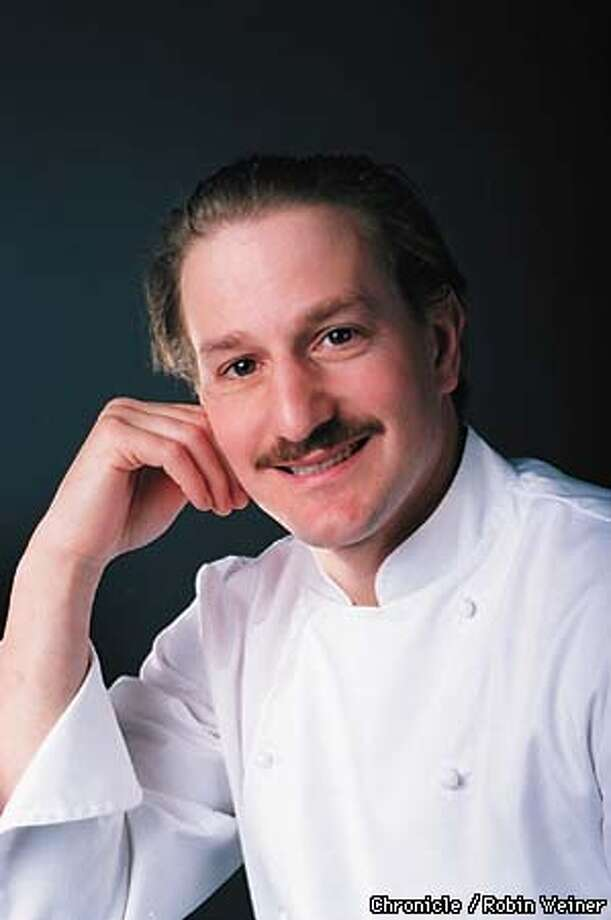 Chef Ron Siegel of Charles Nob Hill in San Francisco.  BY ROBIN WEINER/THE CHRONICLE Photo: ROBIN WEINER