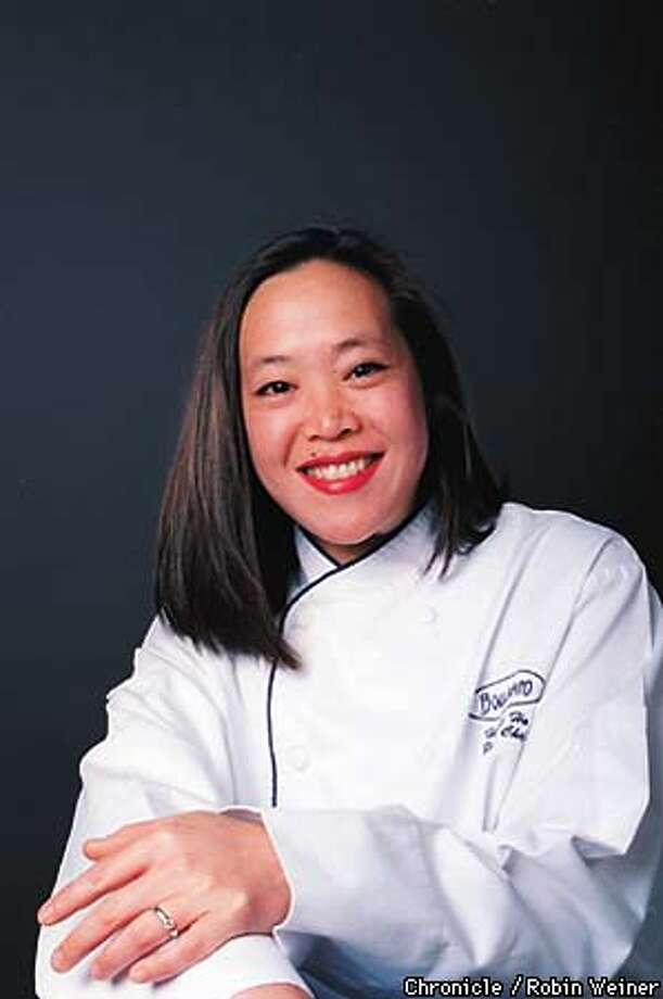 Heather Ho, pastry chef at Boulevard in San Francisco.  BY ROBIN WEINER/THE CHRONICLE Photo: ROBIN WEINER