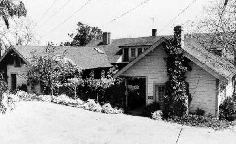 Palo Alto representatives and the couple who own the Juana Briones house on Old Adobe Road are due back in court April 27. Photo courtesy of the Palo Alto Historical Association