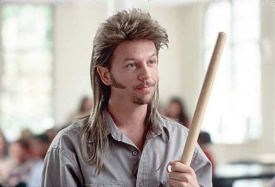 "David Spade in ""Joe Dirt.'' Handout Photo"