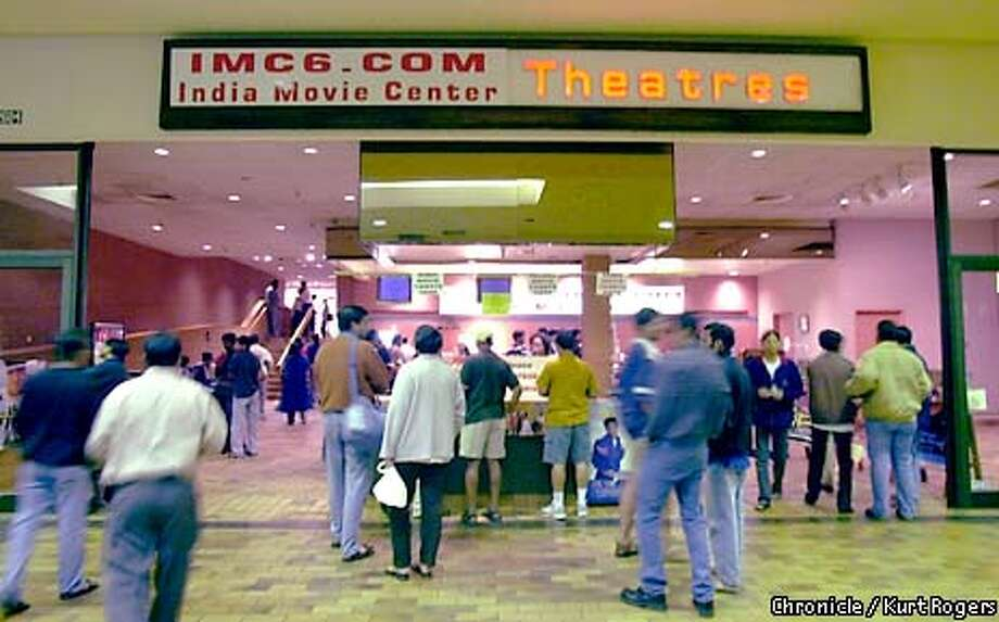The India Movie Center opened last month and shows movies in English and Hindi, Tamil, Telugu and other Indian languages. Chronicle photo by Kurt Rogers