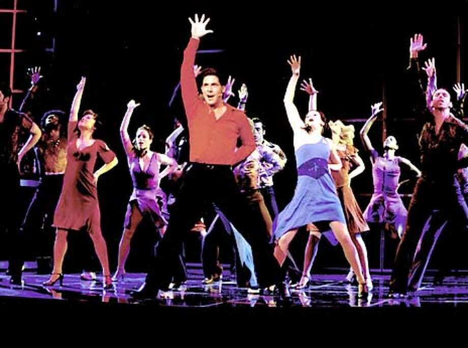 """Saturday Night Fever"" is onstage 24 years after the John Travolta movie premiered. Handout Photo"