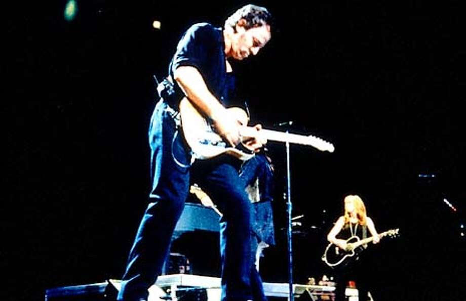 Bruce Springsteen and his reunited E Street Band played a two-hour HBO concert. Handout Photo