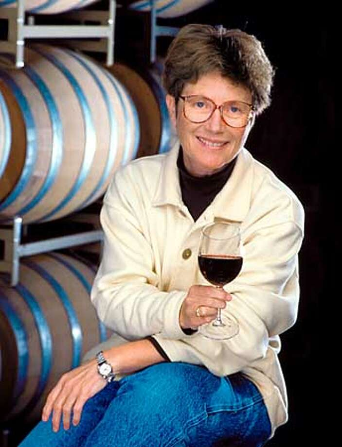 """""""The less you do to a wine, the less you handle it, the better,"""" says winemaker Margaret Davenport."""