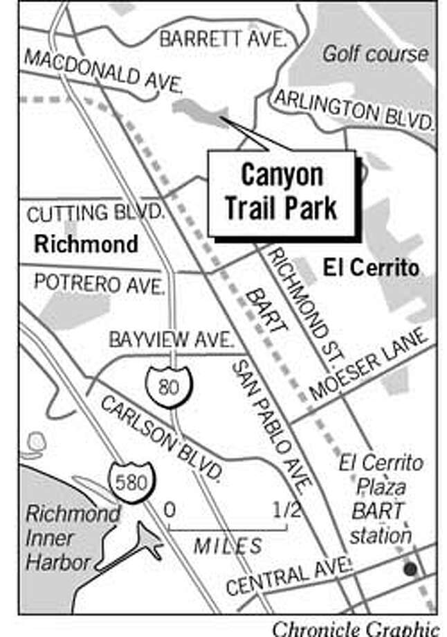 Canyon Trail Park. Chronicle Graphic