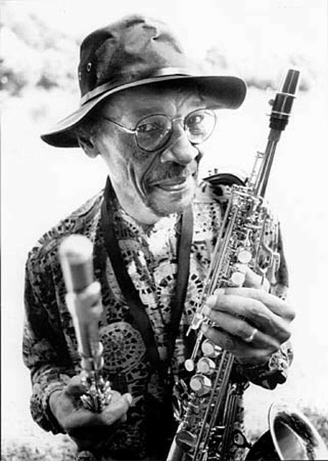 Veteran musician Sam Rivers. Handout Photo
