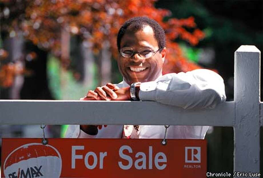 Mortgage Broker Charles Williams, (In the story) Pacifica, with Montara Mortgage.  BY ERIC LUSE/THE CHRONICLE Photo: ERIC LUSE