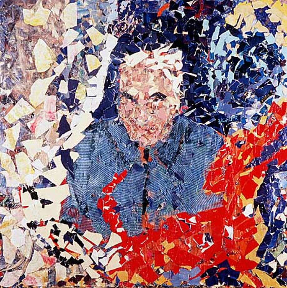 "Edith Agrabrite, ""Struggle."" Photo: HANDOUT"