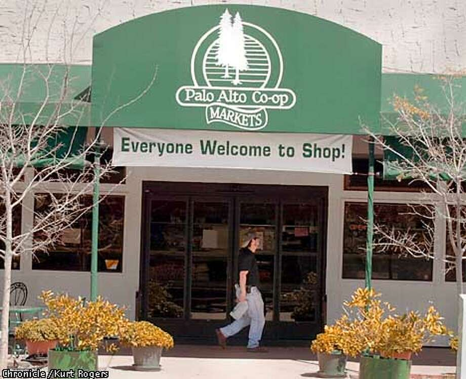 The Palo Alto Co-op board has voted to sell its last market founded in 1935 .The store will have a 20 percent off sale tomarrow..Photo By Kurt Rogers Photo: Kurt Rogers