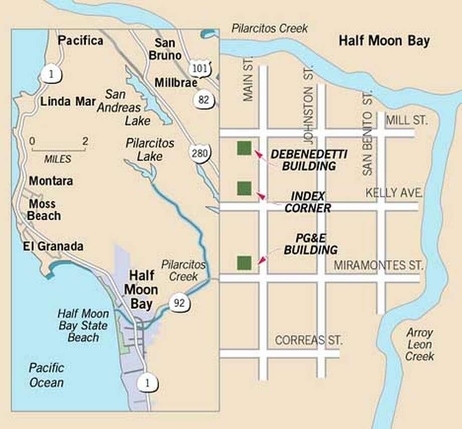 Half Moon Bay. Chronicle Graphic